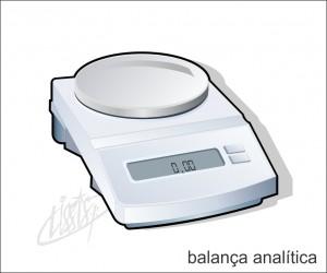 vidrarias de laboratório - balança analitica