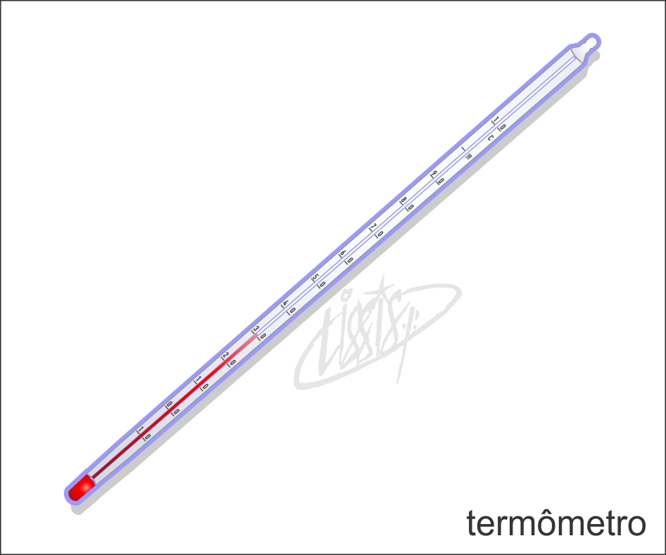Quimica - Termometro de pared ...