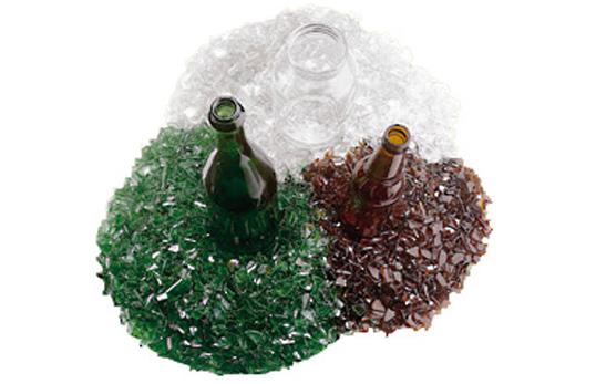 cores de vidro