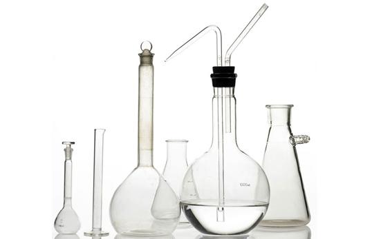 vidraria de laboratorio
