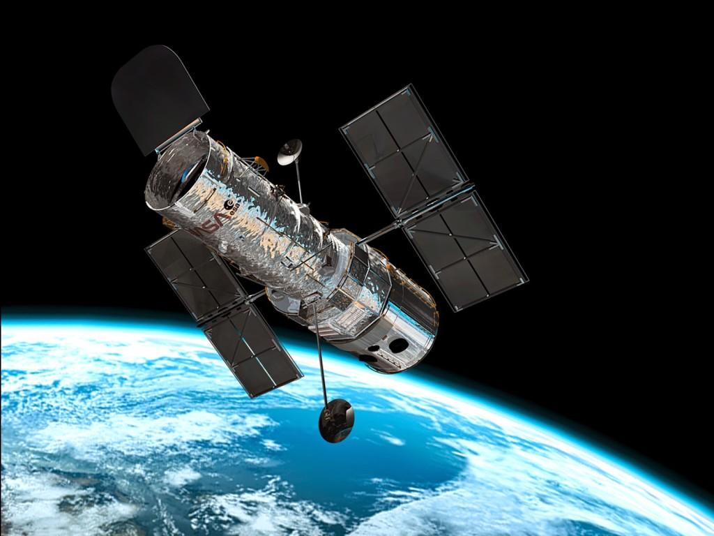 Hubble em orbita